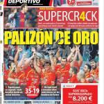 Mundo Deportivo: Supercr4ck