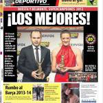 Mundo Deportivo: SuperCampioni