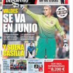 Mundo Deportivo: Se ne va a giugno