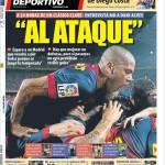 Mundo Deportivo: All'attacco