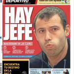 Mundo Deportivo: Forza capo