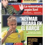 "Mundo Deportivo: ""Neymar giocherà nel Barcellona"""