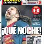 Mundo Deportivo: Che notte