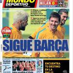Mundo Deportivo: Avanti Barça