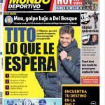Mundo Deportivo: Cosa attende Tito