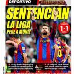 Mundo Deportivo: Condanna