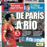 Mundo Deportivo: Da Parigi a Rio