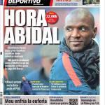 Mundo Deportivo: Tempo di Abidal