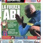 Mundo Deportivo: La forza di Abi