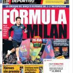 Mundo Deportivo: Formula Milan