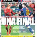Mundo Deportivo: Una finale
