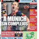 """Mundo Deportivo: """"A Monaco senza complessi"""""""