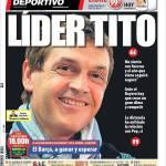 Mundo Deportivo: Lider Tito