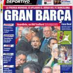 El Mundo Deportivo: Grande Barca