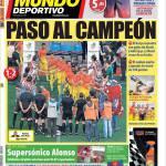 Mundo Deportivo: Passo del campione