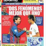 """Mundo Deportivo: """"Due fenomeni meglio di uno"""""""