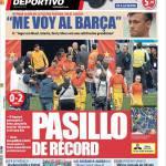 Mundo Deportivo: Corridoio da record