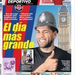 El Mundo Deportivo: Il giorno più grande