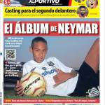 Mundo Deportivo: L'album di Neymar