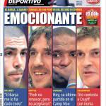 Mundo Deportivo: Emozionante