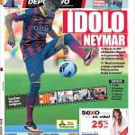 Mundo Deportivo: Idolo Neymar