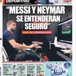 """Mundo Deportivo: """"Neymar e Messi si intenderanno sicuramente"""""""