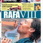 Mundo Deportivo: Rafa VIII