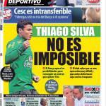 Mundo Deportivo: Thiago Silva non è impossibile