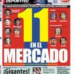 Mundo Deportivo: 11 sul mercato
