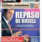 Mundo Deportivo: Rosell risponde