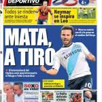 Mundo Deportivo: Mata nel mirino