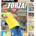 Mundo Deportivo: Forza!