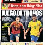 Mundo Deportivo: Sfida per il trono