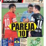 Mundo Deportivo: Coppia da 10