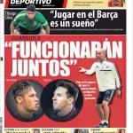 """Mundo Deportivo: Thiago Silva """"Giocare nel Barcellona è un sogno"""""""