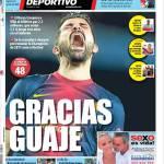 Mundo Deportivo: Grazie Guaje