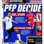 Mundo Deportivo, Pep decide