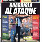 Mundo Deportivo: Guardiola all'attacco