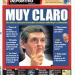 Mundo Deportivo: Molto chiaro