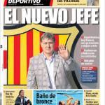 Mundo Deportivo: Il nuovo capo
