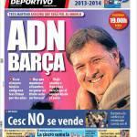 Mundo Deportivo: DNA Barcellona