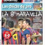 Mundo Deportivo: L'ottava meraviglia