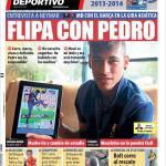 Mundo Deportivo: Sorpreso da Pedro