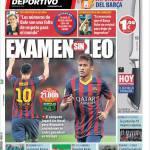 Mundo Deportivo: Esame senza Leo