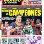 Mundo Deportivo: Gruppo di campioni