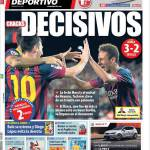 Mundo Deportivo: Crack decisivi