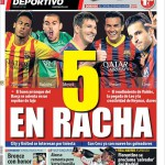 Mundo Deportivo: 5 in rampa