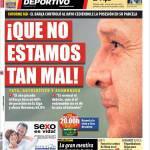 """Mundo Deportivo: """"Non siamo così male"""""""