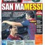 Mundo Deportivo: San MaMessi