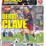 Mundo Deportivo, Derby Chiave